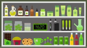 Things made from Marijuana