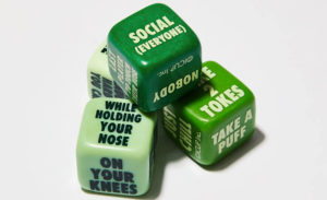 Weed Dice Game