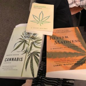 cannabis a history book by martin booth